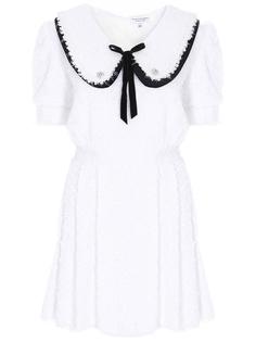 Платье твидовое Masha Umanskaya