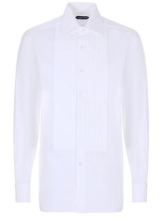 Рубашка под смокинг Regular Fit Tom Ford