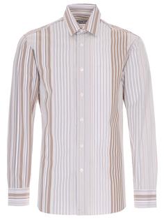 Рубашка Slim Fit в полоску Salvatore Ferragamo
