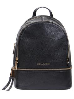 Рюкзак кожаный Rhea Michael Kors