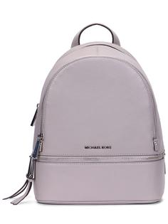 Рюкзак кожаный Rhea small Michael Kors