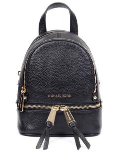 Рюкзак кожаный Rhea Zip Michael Kors
