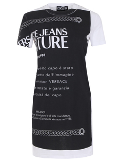 Платье-футболка Versace