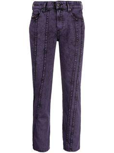 Diesel укороченные джинсы D-Joy