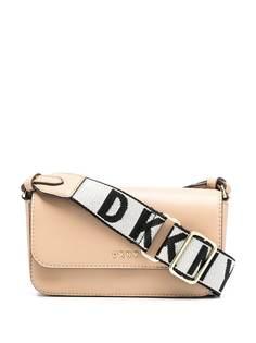 DKNY сумка через плечо с логотипом