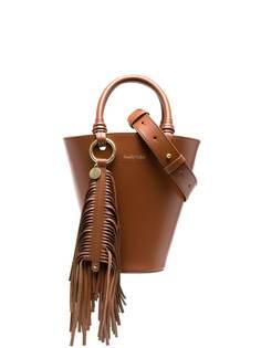 See by Chloé маленькая сумка-ведро Cecilya