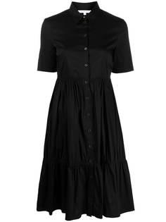 Patrizia Pepe платье-рубашка на пуговицах