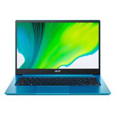 """Ультрабук ACER Swift 3 SF314-59-591L, 14"""", IPS, Intel Core i5 1135G7 2.4ГГц, 8ГБ, 512ГБ SSD, Intel Iris Xe graphics , Eshell, NX.A5QER.001, синий"""