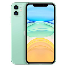 Смартфон APPLE iPhone 11 256Gb, MHDV3RU/A, зеленый
