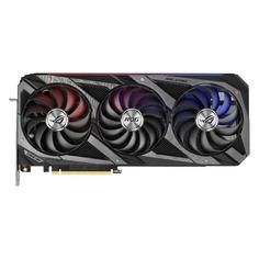 Видеокарта ASUS NVIDIA GeForce RTX 3080 , ROG-STRIX-RTX3080-O10G-GAMING, 10ГБ, GDDR6X, OC, Ret