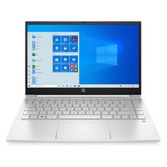 """Ноутбук HP Pavilion 14-dv0038ur, 14"""", Intel Core i7 1165G7 2.8ГГц, 16ГБ, 1ТБ SSD, NVIDIA GeForce MX450 - 2048 Мб, Windows 10, 2X2W5EA, белый"""