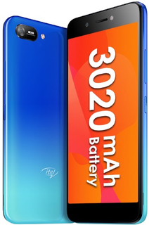 Смартфон ITEL A25 DS Gradation Blue