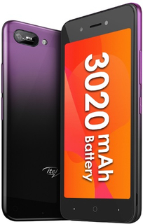 Смартфон ITEL A25 DS Gradation Purple