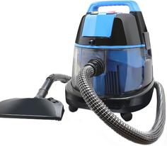 Моющий пылесос Ginzzu VS731 Black Blue