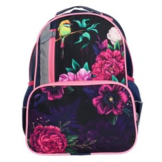 Рюкзак школьный, calligrata, 37 х 26 х 13 см, эргономичная спинка,