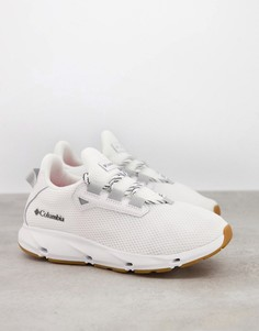Белые кроссовки Columbia Vent Aero-Белый