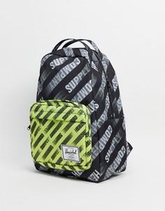 Черный рюкзак Herschel Supply Co. Exclusive Miller-Черный цвет