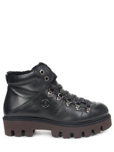 Ботинки кожаные на меху Bogner