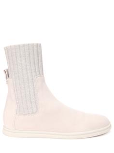 Ботинки замшевые Cocoon Loro Piana