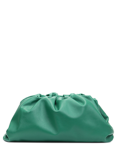 Клатч кожаный Pouch Bottega Veneta