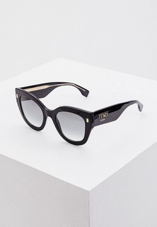 Очки солнцезащитные Fendi FF M0098/S 84E