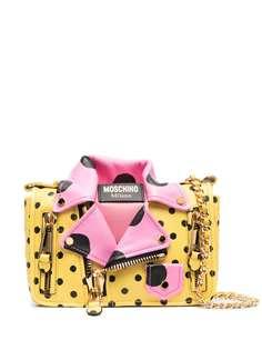 Moschino сумка на плечо с цветочным принтом