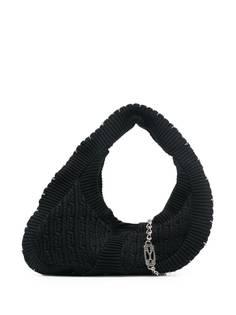 Yohji Yamamoto сумка-тоут крупной вязки