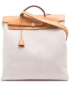 Hermès сумка на плечо Her Bag MM 2003-го года Hermes
