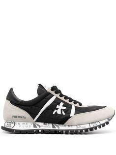 Premiata кроссовки на шнуровке