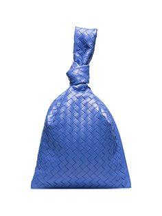 Bottega Veneta клатч с плетением Intrecciato