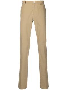 Etro узкие брюки чинос
