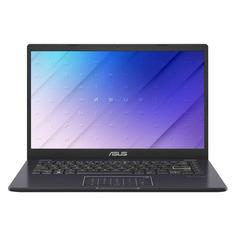 "Ноутбук ASUS VivoBook E410MA-EK467T, 14"", Intel Celeron N4020 1.1ГГц, 4ГБ, 64ГБ eMMC, Intel UHD Graphics 600, Windows 10, 90NB0Q15-M17850, черный"