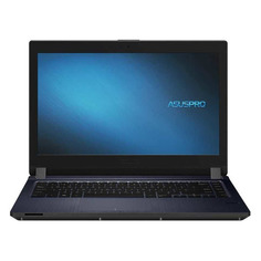 "Ноутбук ASUS Pro P1440FA-FQ2924, 14"", Intel Core i3 10110U 2.1ГГц, 4ГБ, 1000ГБ, Intel UHD Graphics , Endless, 90NX0211-M40360, серый"