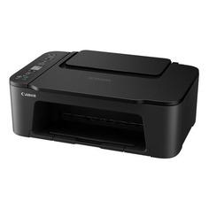 МФУ струйный CANON Pixma TS3440, A4, цветной, струйный, черный [4463c007]