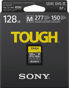 Карта памяти Sony Tough SDXC 128GB 277R/150W (SF-M128T/T)