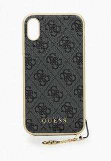 Чехол для телефона Guess XR, 4G Charms collection Grey