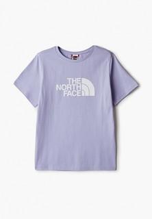 Футболка The North Face EASY BOY TEE SWEET LAVEN