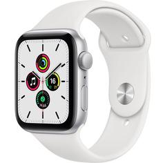 Смарт-часы Apple Watch SE 44 мм MYDQ2RU/A серебристый