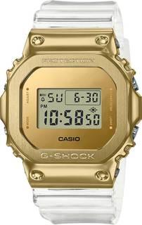Японские мужские часы в коллекции G-SHOCK Мужские часы Casio GM-5600SG-9ER