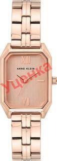 Женские часы в коллекции Metals Женские часы Anne Klein 3774RGRG-ucenka