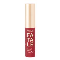 Помада для губ VIVIENNE SABO FEMME FATALE устойчивая жидкая матовая тон 15