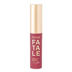 Помада для губ VIVIENNE SABO FEMME FATALE устойчивая жидкая матовая тон 13