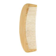 Гребень для волос LADY PINK деревянный из бамбука
