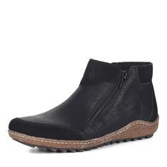 Ботинки Черные ботинки на шерсти Rieker