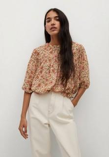 Блуза Mango - BUBBLE