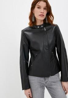 Куртка кожаная DKNY