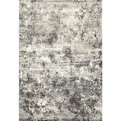 Ковер Silvano Тренд серый 219030A прямоугольный, 0.8х1.5 м