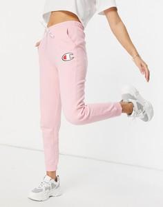Розовые джоггеры Champion-Розовый цвет