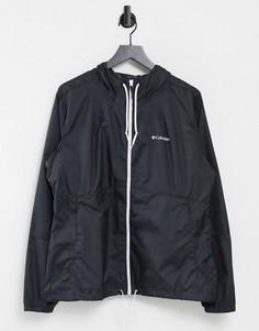 Черная куртка Columbia Flash Forwarder-Черный цвет