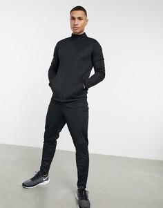 Черный спортивный костюм Nike Football Academy 21-Черный цвет